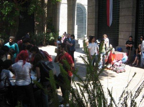 Muestra de juegos de tablero y armeria