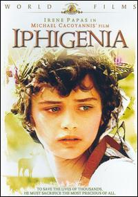 Pelicula Ifigenia de Michael Cacoyannis