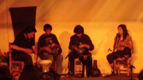 Magreb, conjunto de música árabe-andalusí