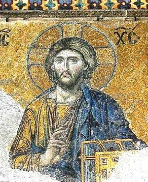 Cristo Pantocrátor, siglo XII