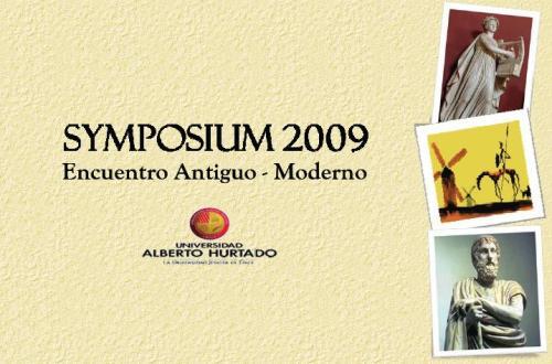 Symposium 2009 UAH