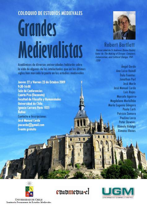 Grandes Medievalistas