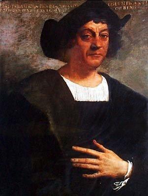 """""""Christophorus Columbus"""" de Sebastiano del Piombo, siglo XVI"""