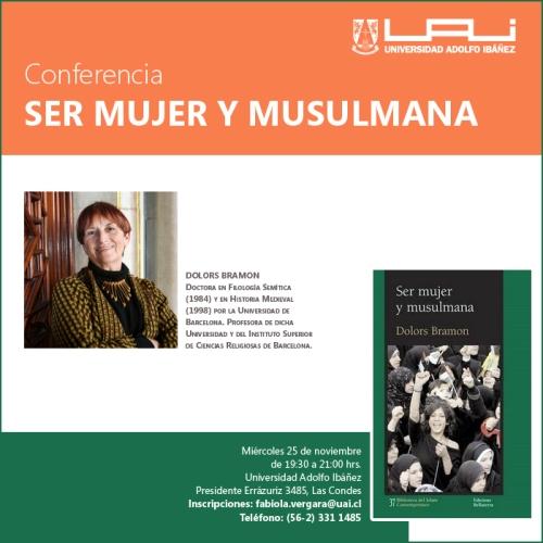 Invitación Mujer Musulmana