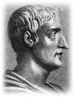 Retrato de Gaius Cornelius Tacitus