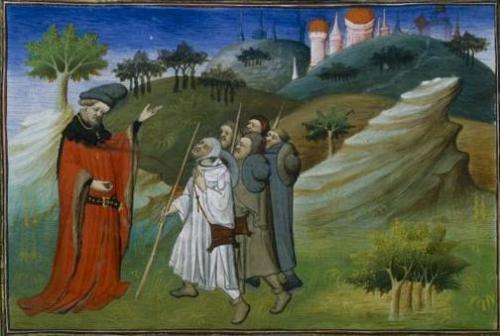 Medieval Pilgrim