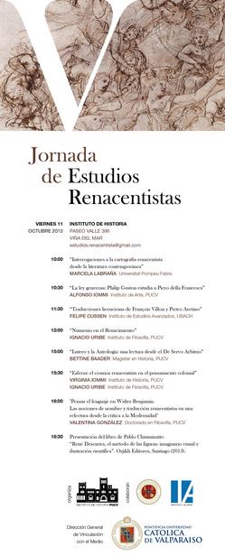 Estudios Renacentistas
