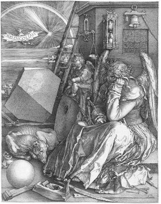 471px-Dürer_Melancholia_I