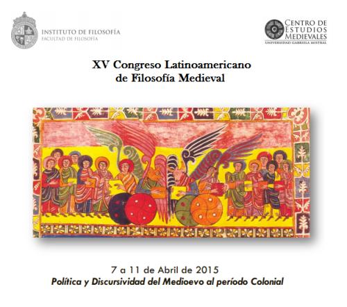 XV Congreso Latinoamericano de Filosofía Medieval